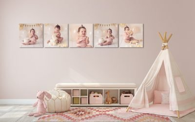 How Family Photos Make a House a Home